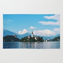 Lake Bled, Slovenia Rug