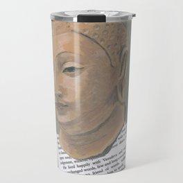 Head of Buddha (Siddartha) Travel Mug