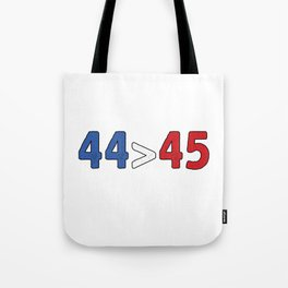 44 Turning 45 Tote Bag