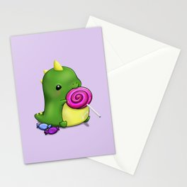 Candysaurus Rex Stationery Cards