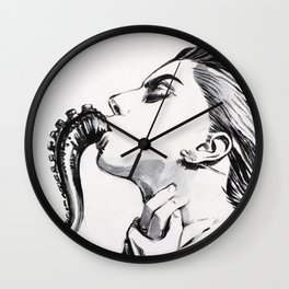 Gaga/Coachella Wall Clock