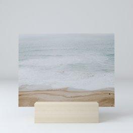 seashore iii / california Mini Art Print