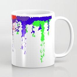 Rainbow Blood Coffee Mug