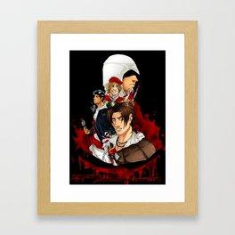 The Assassin's Creed Framed Art Print