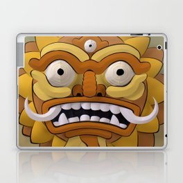 The Angry Sun Laptop & iPad Skin