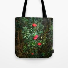 Yew (Taxus) Tote Bag