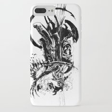 Intergalactic Evil iPhone 7 Plus Slim Case
