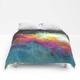 Left In Comforters