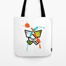 Splatoon - Turf Wars 4 Tote Bag
