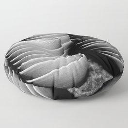 Pottery bowls Floor Pillow