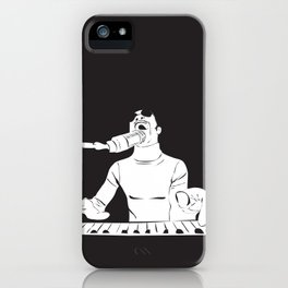 Feel the Music with Stevie Wonder iPhone Case