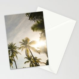 Palm Trees. Stationery Cards