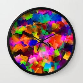 Street party Wall Clock