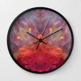 Lactea world 1 Wall Clock