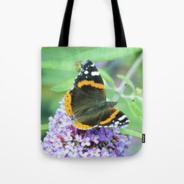 Butterfly VII Tote Bag