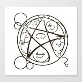 Elder Sign Canvas Print