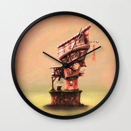 Quiet nap Wall Clock