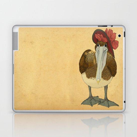 Plumpkin Ploshkin Pelican Jill Laptop & iPad Skin