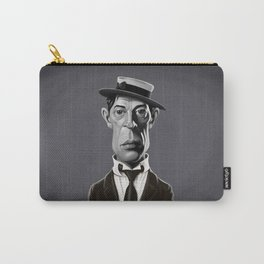 Buster Keaton Carry-All Pouch