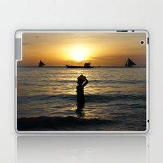 a drop in the ocean Laptop & iPad Skin