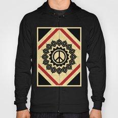 Peace Mandala Hoody