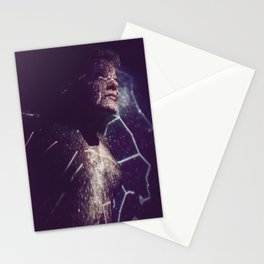 Universe Flows In Me. Stationery Cards