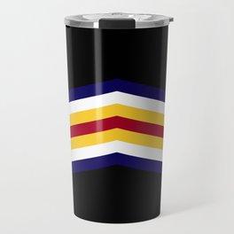 Agenderfluid Travel Mug