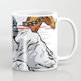 Snow Wars Coffee Mug