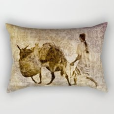 island tapestry Rectangular Pillow