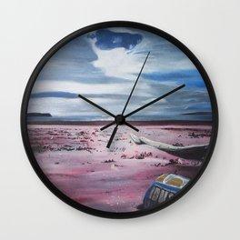 IRN-SIDE Wall Clock