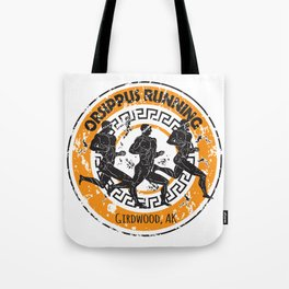 Orsippus Running Club Tote Bag