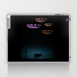 Mysteries of the Night Sky Laptop & iPad Skin