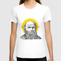 darwin T-shirts featuring St. Darwin by Kexit guys