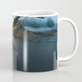 Mountain road in Iceland - Landscape Photography Coffee Mug
