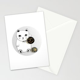 Lucky and Kawaii Stationery Cards