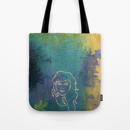 Notorious Nectarines Tote Bag