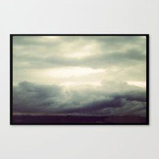 Rolling In (Annapolis Junction, MD) Canvas Print