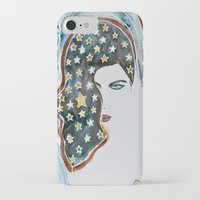 american beauty iPhone & iPod Cases featuring American Beauty by Mona Mansour Jandali