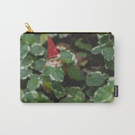 Peek-a-boo Gnome Carry-All Pouch