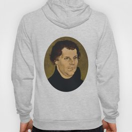 Martin Luther Painting Hoody