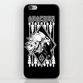 Horse Apache iPhone Skin
