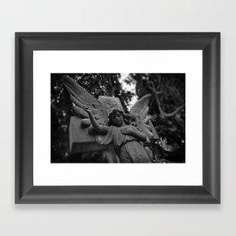 Angel 3 Framed Art Print