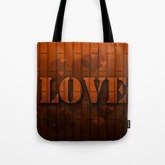 LOVE!  Tote Bag