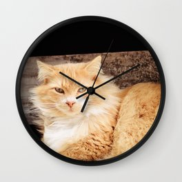 You Can Take My Picture Wall Clock