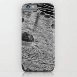 riveted iPhone Case