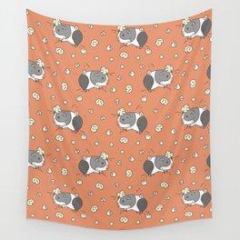 Guinea pig Pattern, Popcorning Wandbehang