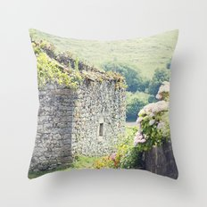Casa de campo/ Cottage Throw Pillow
