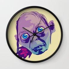 GOLLUM Wall Clock