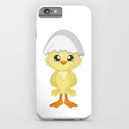 Cheeky Chick iPhone Case