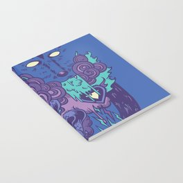 The Leader of the Pack Notebook